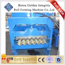 Machine de formage de rouleaux de tuiles glacés / machine de panneau de toit