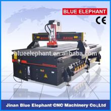 ELE- 1332 máquinas de corte de forma de madera con alta precisión