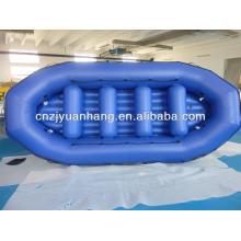 barco flotante inflable de goma 400