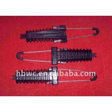Isolierung Leiteranschluss, Isolierung Zugklemme