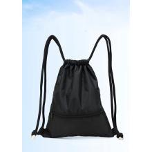Drawstring Pocket Drawstring Backpack Waterproof Drawstring Gym Bag Basketball Bag Men′s Training Lightweight Sports Backpack