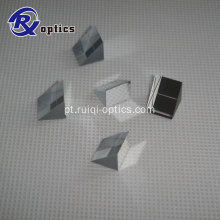 BK7 / sílica fundida Fingerprint scanner Right Angle Prism
