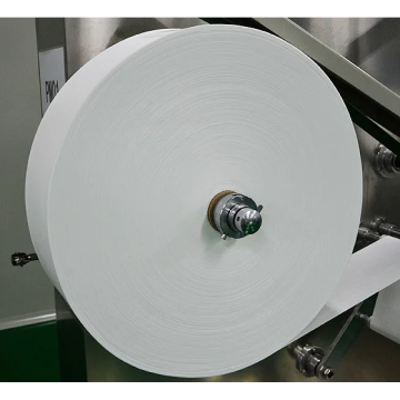Parallel-Lapping Spunlace Nonwoven Fabric for Wet Wipes