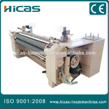 Hicas fabric weaving water jet loom