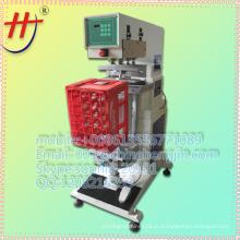 T HP-160A automático um sistema de cor aberta de tinta uma caixa de ovos de cor pad equipamento de impressão
