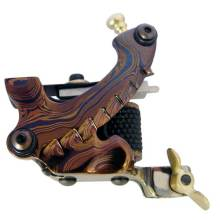 Top Quality Damascus Steel Tattoo Machine