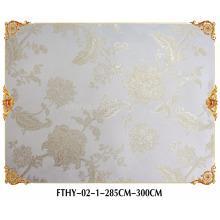 Papel pintado decorativo de alta calidad para el hotel, papel pintado decorativo para el restaurante, papel pintado 3d para la decoración del hogar