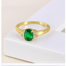 Novo Design Xuping Moda Cristal Rhinestone Wedding Finger Rings