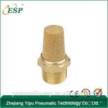 yuyao ESP laiton matériel pneumatique silencieux