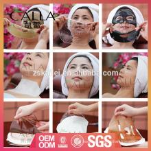 OEM máscara de colágeno aqua ácido hialurônico