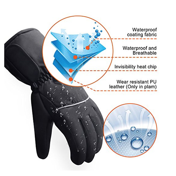 Abrasion Resistant Electric shock gloves