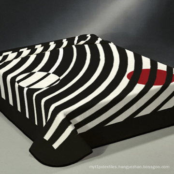 Wholesale Cheap 100% Polyester Mink Blanket