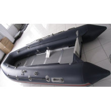 Barco de pesca inflable grande de venta caliente de 460cm con CE