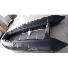 Bateau de pêche gonflable gros de vente chaude de 460cm avec CE