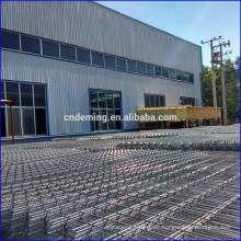 6x6 Beton verstärkendes geschweißtes Drahtgeflecht