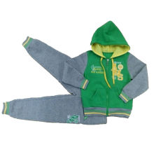 Boy Fleece Suits Cotton Tracksuit for Boy