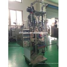 Pulververpackungsmaschine mit Rückseitenversiegelung