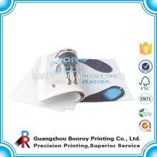 Pegamento de encuadernación del libro a todo color profesional al por mayor de China Supplier