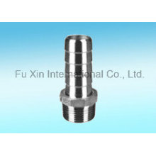 Stainless Steel Fittings Hose Nipple
