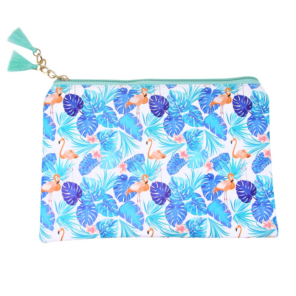 Flamingos Pu Pencil Case 3