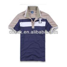 13PT1006 Men's embroidery short sleeve polo shirt