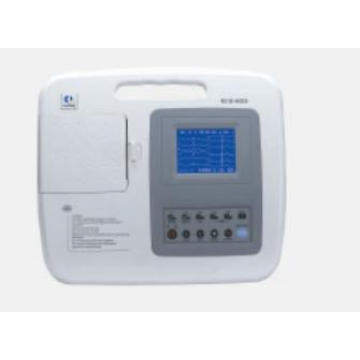 Best Three Channel Electrocardiograph ECG1103G