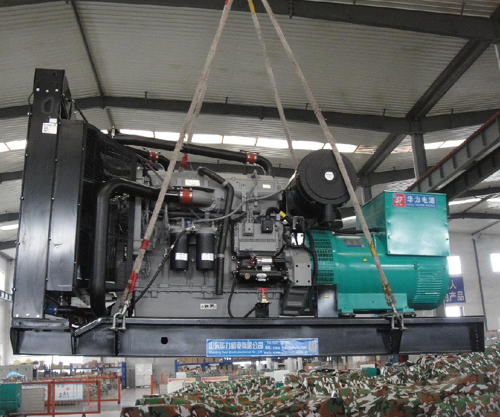 genset specification