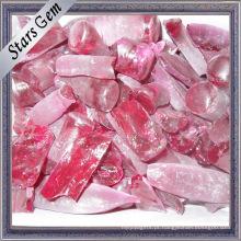 Atacado Raw Synthetic Ruby Raw Matéria Prima