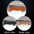 Car sun visor PU leather tissue paper box