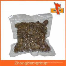 Nylon de alta barrera de nylon LLDPE bolsa de embalaje al vacío para mariscos secos