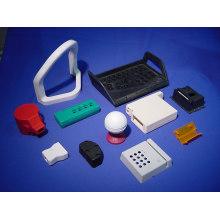 Peça colorida de plástico de ABS de alta qualidade colorida