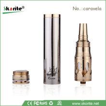 Top Sale New Product Caravela Mechanical Mod Electronic Cigarette