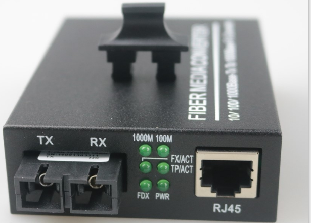 Single Mode Fiber To Multimode Fiber Converter