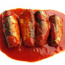 Canend Sardines In Tomato Paste