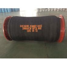 Fabricante de tubo de manguera de goma de rastra de baja presión