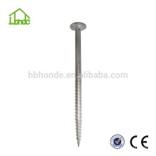 Hot dipped galvanized steel Q235 for Wooden house Ground Spike