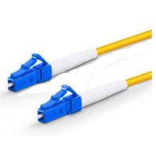 Cabo de patch de fibra óptica de PVC de 1 metro