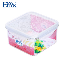 Cheap ice cream cookies plastic container box