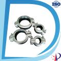 Acoplamentos Victaulic de alta pressão de trabalho em aço inoxidável com punção e pressão