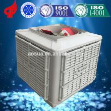 Refroidisseur d'air froid industriel à décharge supérieure pour le soudage