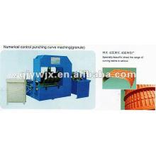 Máquina formadora de rollos para chapa metálica para techos