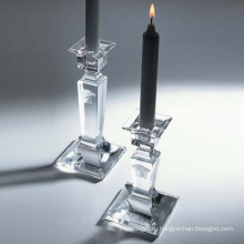 Мода Кристалл подсвечник свадьба подсвечник украшение, держатель для свечи (JDNE-125)