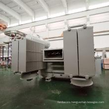 33-11kv 20mva Oil Immersed Power Transformer for Power Plant