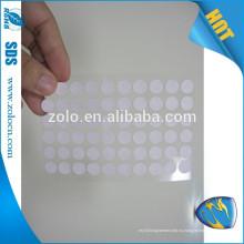 Пользовательский чувствительный к воде защитный стикер для электрических продуктов