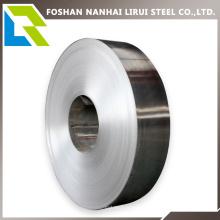 201/202/304 Grau Stainles Faixa de aço com 2b / Ba superfície