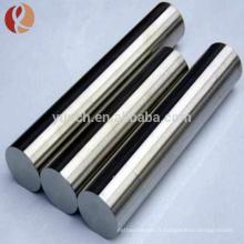 99,95% prix pur de barre de Niobium pour l'alliage de Niobium de Chine