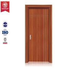 MDF Flush Tür Innenraum mdf Melamin Tür Melamin Finish Tür Interoir Tür
