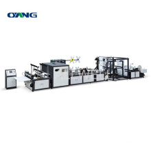 ONL- XB700 Handle Attached Non Woven Box Bag Making Machine Fully Automatic