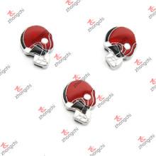 Encantos de diapositivas de casco de esmalte para bricolaje encantos pulsera (sc15121448)