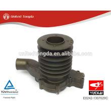 Bomba de água E0242-1307020C do motor YC4E de Yuchai